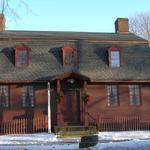 Samuel Parsons House (1759) at 180 South Main Street is currently home of the Wallingford Historical Society